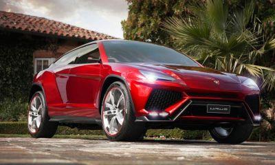 Lamborghini Urus-1