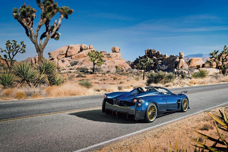 Pagani Huayra Roadster- 2017 Geneva Motor Show-5