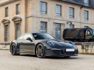 Porsche 911 R Steve McQueen Edition-Slate Grey-RM Sothebys Auction-3