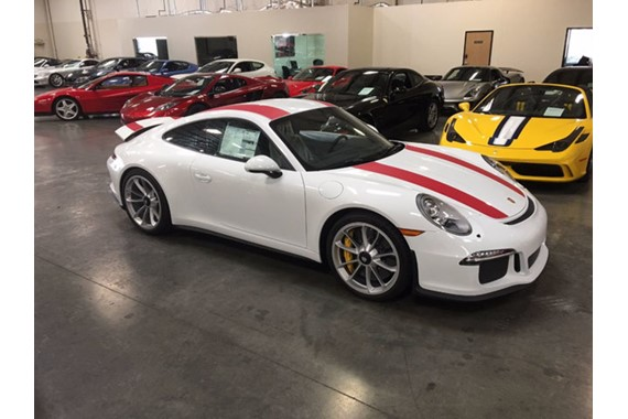 Porsche 911R for sale in Canada-2