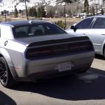 2018 Dodge Challenger Demon Spotted in Colorado-TFLCar