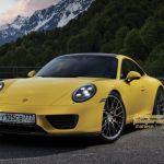 2019 Porsche 911 Rendering-1