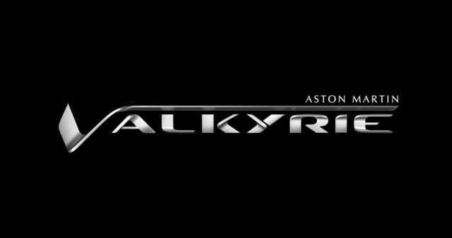 Aston Martin Valkyrie-AM-RB 001 Hypercar Official Name