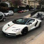 Lamborghini Centenario spotted in Paris-1