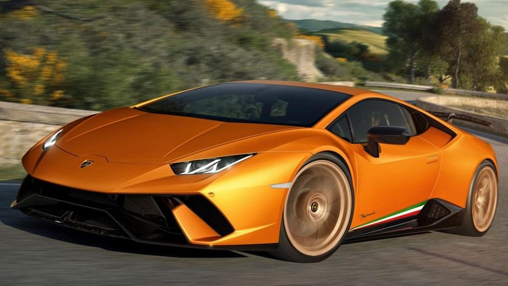 Lamborghini Huracan Performante-2017 Geneva Motor Show-1