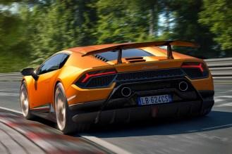 Lamborghini Huracan Performante-2017 Geneva Motor Show-2