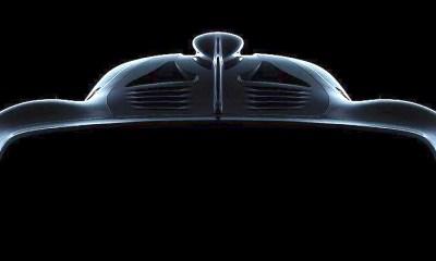 Mercedes-AMG Project One Hypercar teaser