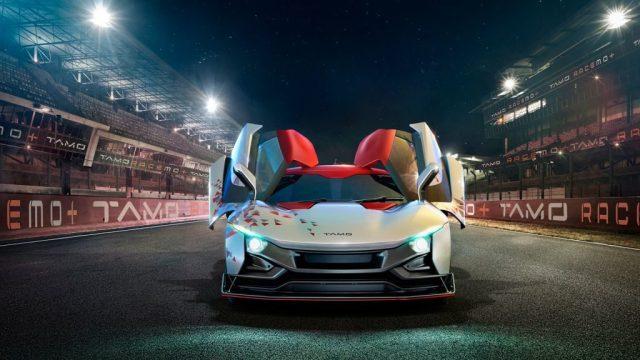 Tata Motors-TAMO Racemo-2017 Geneva Motor Show-7