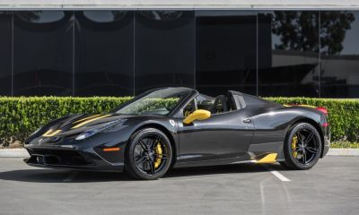 2015 Ferrari 458 Speciale Aperta For Sale-iLusso California-1