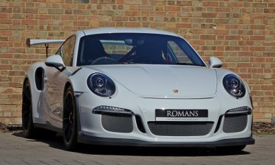 Richard Hammond-Porsche 911 GT3 RS For Sale-Romans-1