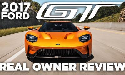 2017 Ford GT Owner Review-Andy Frisella