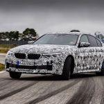 2018 BMW M5-Prototype-9