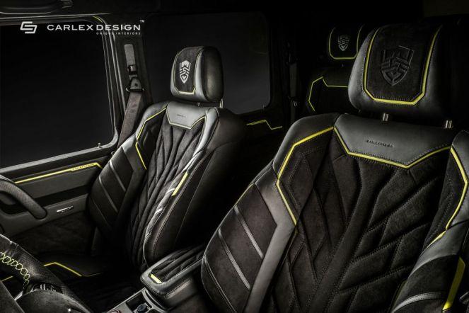 Mercedes-Benz Brabus G500 4x4² by Carlex Design-1