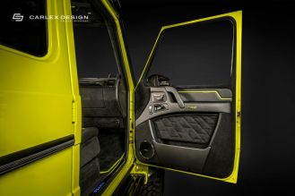 Mercedes-Benz Brabus G500 4x4² by Carlex Design-22