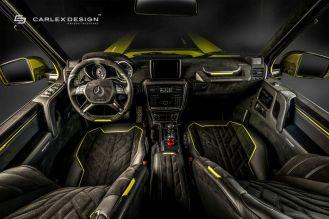 Mercedes-Benz Brabus G500 4x4² by Carlex Design-4