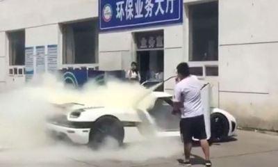 Koenigsegg Agera R-Fire-China-1