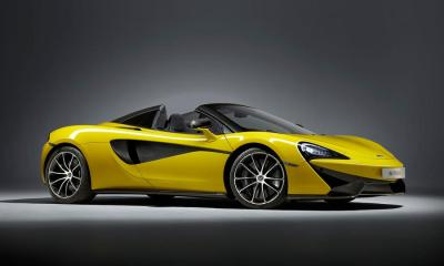 McLaren 570S Spider-launch-1