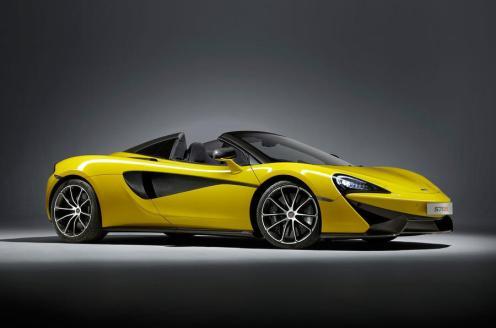 McLaren 570S Spider-launch-1