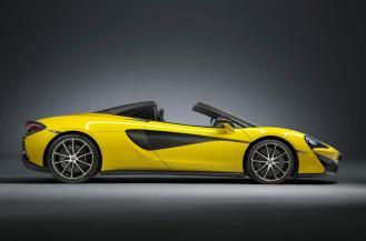 McLaren 570S Spider-launch-2