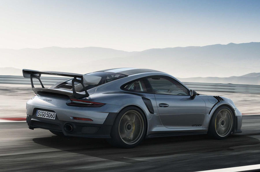 Porsche 911 GT2 RS Leak-Goodwood Festival of Speed-5