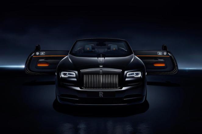 Rolls Royce Dawn Black Badge-Goodwood-10