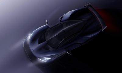 2017 McLaren P15 supercar-P1 Replacement-2