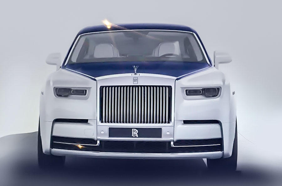 2018 Rolls Royce Phantom-leaked-3