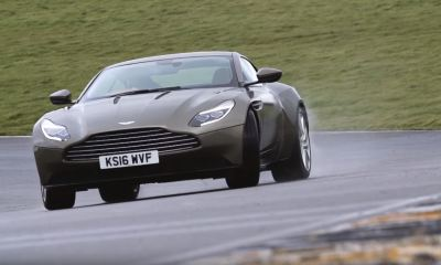 Aston Martin DB11-Chris Harris Drives
