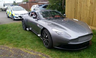 Aston Martin DB11-stolen-Jason Boon