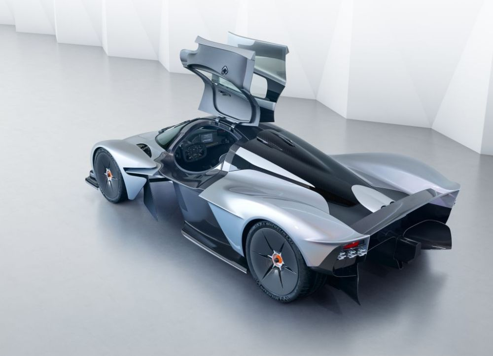 Aston Martin Valkyrie-official image-6