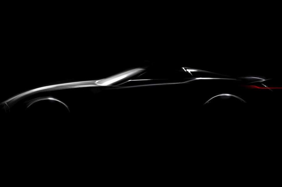 BMW Z4 Concept-Teaser-Pebble Beach