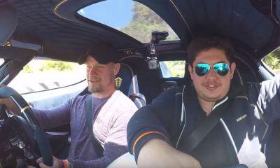 Paul Wallace-Supercars of London-Koenigsegg Naraya-Goodwood-Michelin