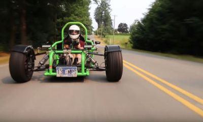 AMT3-Kawasaki Ninja 900R-custom-trike