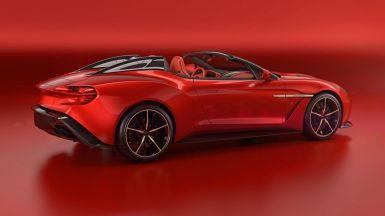 Aston Martin Vanquish Zagato Speedster-Pebble Beach-1
