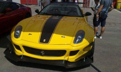 Ferrari 599 GTB Drift car-1