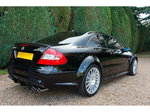 Rare Rhd Mercedes Benz Clk63 Amg Black Series For Sale In