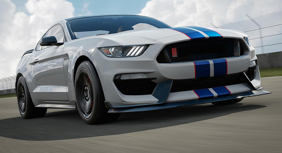 Mustang GT350R-Forza 7