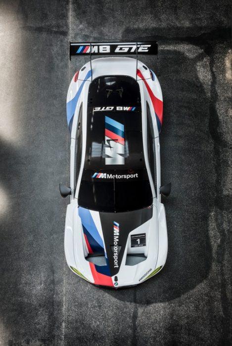 BMW M8 GTE-2017 Frankfurt Motor Show-6