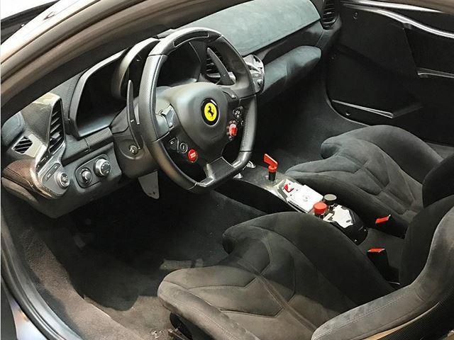 Ferrari 458-V12-LaFerrari-engine-2