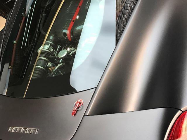 Ferrari 458-V12-LaFerrari-engine-3