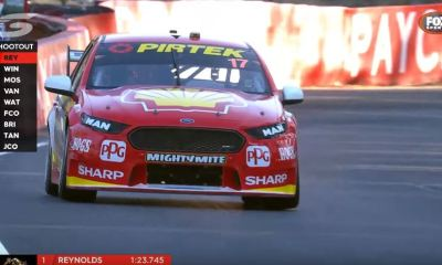 Scott McLaughlin-Bathurst lap record-2017