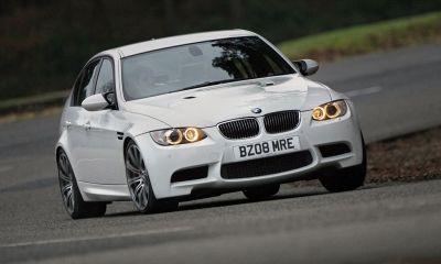 BMW M3 UK-history check