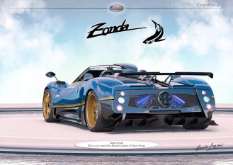 Pagani Zonda Roadster-2