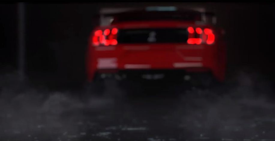 2019 Mustang Shelby GT500-teaser