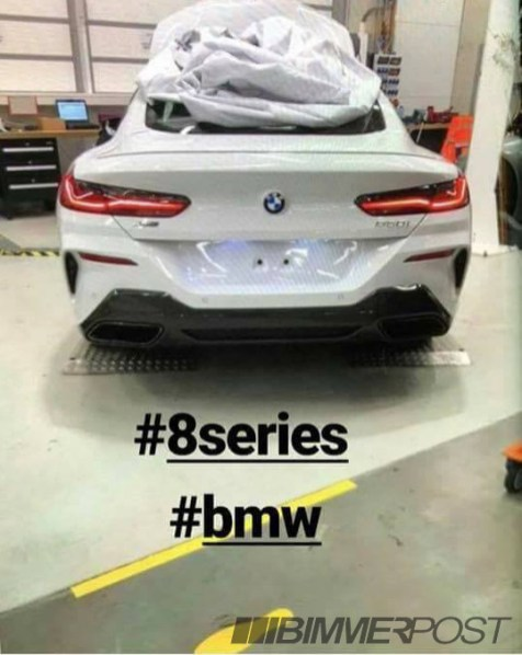 BMW 8 Series front-leaked-bimmerpost-2