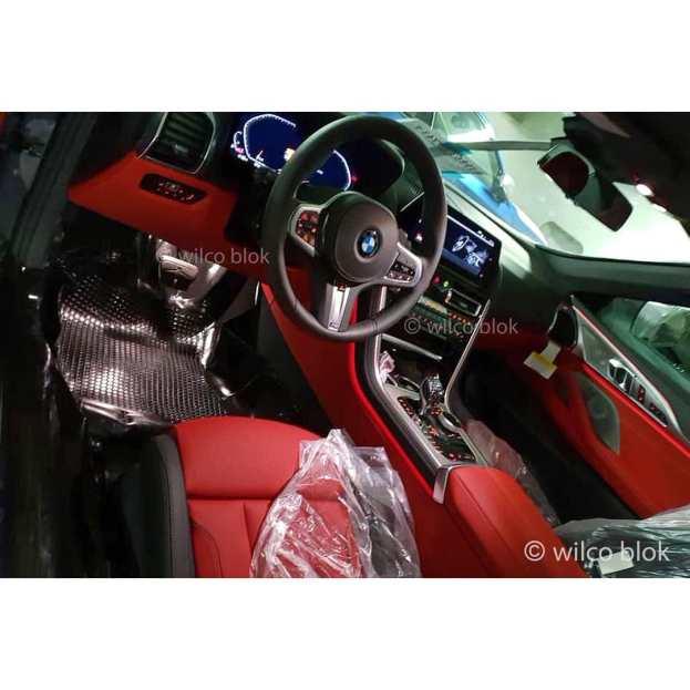 BMW 8 Series interior-leaked-2