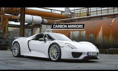 Porsche 918 Spyder-Top5