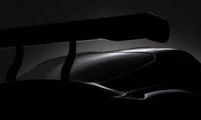 Toyota Supra racing concept-2018 Geneva Motor Show