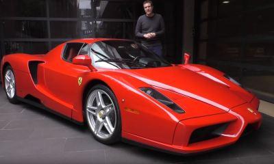 Doug deMuro-Ferrari Enzo
