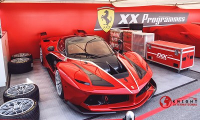 Ferrari FXX-K for sale-Knight International